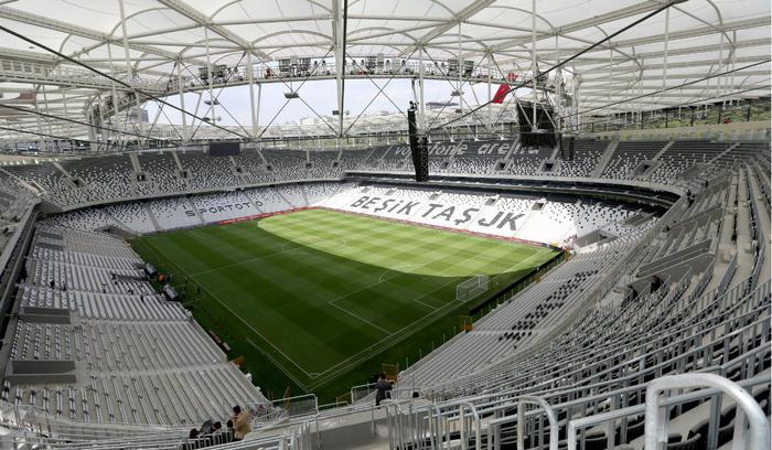 Besiktas Istanbul Stadion