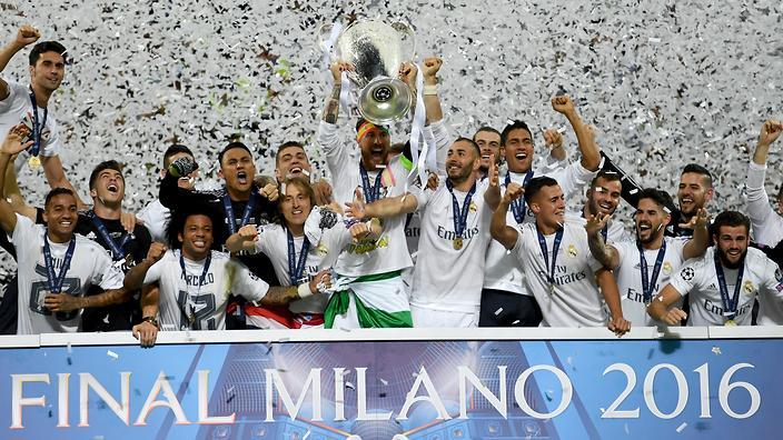 نتيجة بحث الصور عن real madrid 2016 champions league