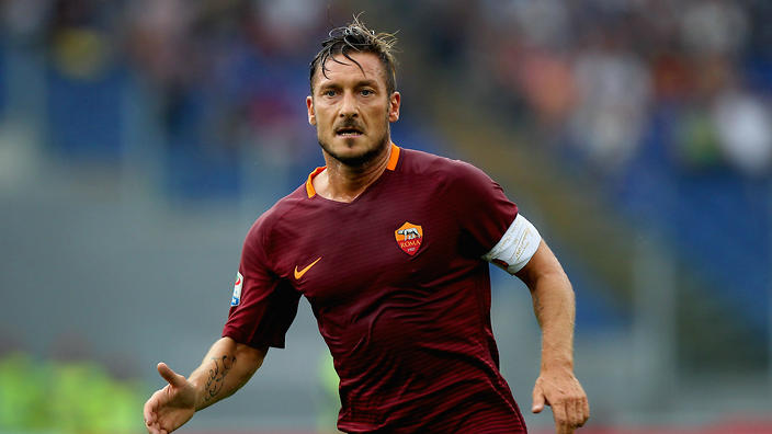 Totti still undecided on Roma future | : The World Game